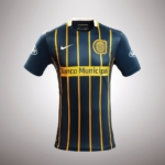 Camiseta Nike Rosario Central Titular 2016 - Frente