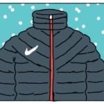 La Nike Windrunner afirma aún más su estilo atemporal, ya que sigue siendo un esencial en las calles y en las principales competiciones, incluyendo en Rusia por lo que está acolchada con aislamiento Nike Aeroloft.