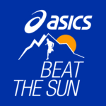 ASICS Beat the Sun logo 2016