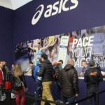 ASICS en la Expo Sports de la Zurich Marató de Barcelona