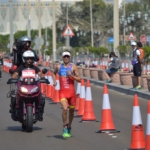 Mario Mola gana en la Abu Dhabi World Triathlon Series 2016