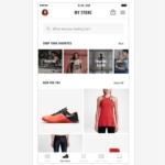 Nike+ App - Mi Tienda