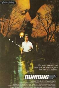 Película Running (1979) con Michael Douglas y Susan Anspach