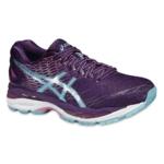 Zapatillas running ASICS GEL-Nimbus 18 para Mujer - Púrpura