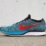 "Zapatillas para correr Nike Flyknit Racer color ""Fire and Ice"""