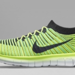 Zapatillas para correr Nike Free RN Motion Flyknit - Lateral - Hombre