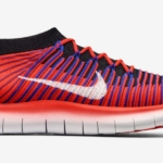 Zapatillas para correr Nike Free RN Motion Flyknit - Lateral - Mujer