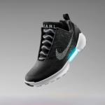 Zapatillas Nike Hyperadapt 1.0 color negro - las zapatillas que se atan solas