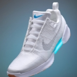 Zapatillas Nike Hyperadapt 1.0 color blanco - las zapatillas que se atan solas