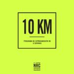 Programa de entrenamiento de 8 semanas para correr 10K Nike+ Run Club