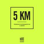 Programa de entrenamiento de 8 semanas para correr 5K Nike+ Run Club