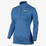 Abrigo medio cierre Nike DF Element Half Zip Boston 2016 - Mujer