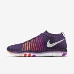 Zapatillas para entrenar Nike Free Transform Flyknit - Lateral - Mujer