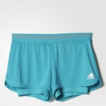 Short para correr mujer adidas Climachill 2016
