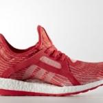 Zapatillas para correr PureBoost X color Ray Red adidas running