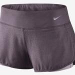 Short Nike Running 2 en 1 con malla para Mujer color morado