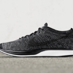 Zapatillas de running Nike Flyknit Racer color Negro