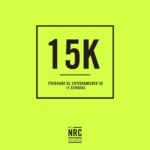 Programa de entrenamiento de 14 semanas para correr 15K Nike+ Run Club