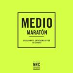 Programa de entrenamiento de 14 semanas para correr una media maratón 21K Nike+ Run Club