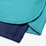 Short Nike Running Rival Jacquard 2 en 1 para Mujer color azul