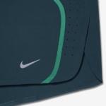 Short Nike Running Aeroswift 5 cm para mujer color turquesa oscuro