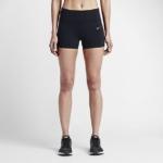 Short elastizado Nike Running Power Epic Lux para mujer color negro (Calza - malla de 7,5cm)