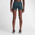 Short elastizado Nike Running Power Epic Lux para mujer color turquesa (Calza - malla de 7,5cm)