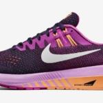 Zapatillas para correr nike Air Zoom Structure 20 Aniversario color Lila - Mujer