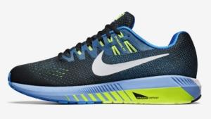 Zapatillas para correr nike Air Zoom Structure 20 Aniversario color Azul