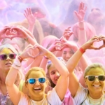 The Color Run by Skittles Barcelona 2016