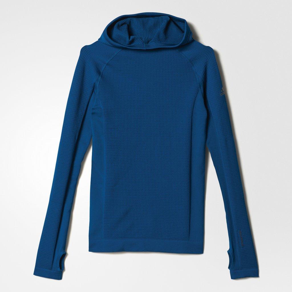 Running Abrigo Climaheat Para Correr Adidas Capucha Mujer Con wq6qRO4