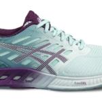 Zapatillas para correr Asics FuzeX color mar para mujer