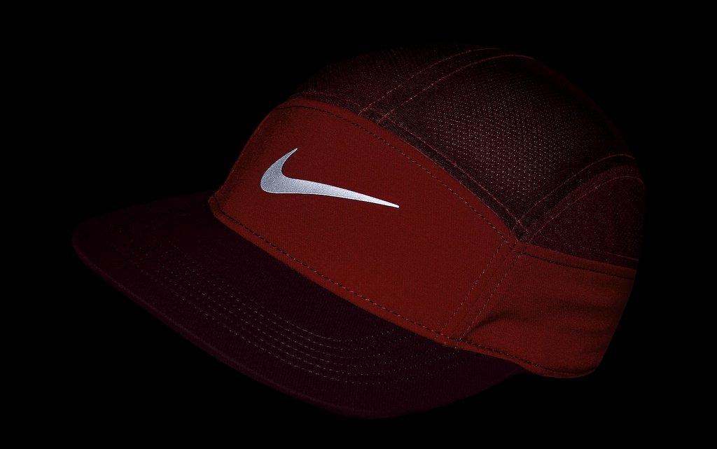 Gorra para correr Nike AW84 con bolsillo con cierre  6c0646b29f4