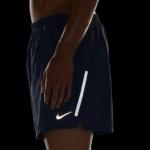 Short para correr Nike Flex Phenom 2-EN-1 para hombre - Detalle elementos reflectivos