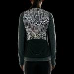 Chaleco para correr Nike Running Aeroloft Flash - mujer de noche
