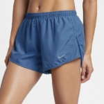 Short de running de 7,5 cm Nike Dry Modern Tempo para mujer