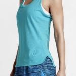 Camiseta de tirantes para correr de mujer Nike Running AeroReact