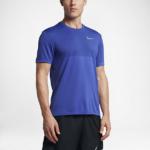 Remera Running Nike Zonal Cooling Relay manga corta para hombre - color azul