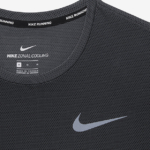 Remera Running Nike Zonal Cooling Relay manga corta para hombre - color antracita