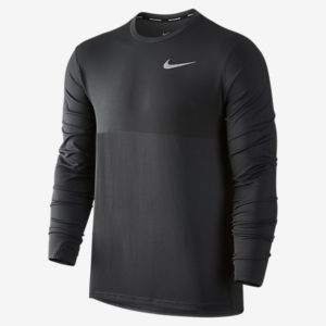 Camiseta Running Nike Zonal Cooling Relay manga larga para hombre - color antracita