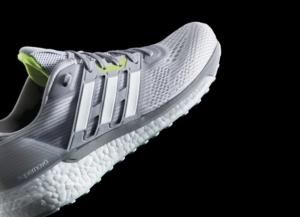 Zapatillas para correr adidas running Supernova 2017 - Mujer - Detalle Boost