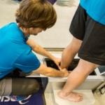 Test Foot ID de ASICS
