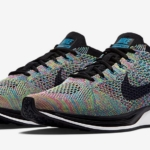 Zapatillas de running Nike Flyknit Racer multicolor 2017