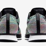 Zapatillas de running Nike Flyknit Racer multicolor 2017 - Elemento reflectante