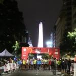 Milla urbana 2017 en Buenos Aires