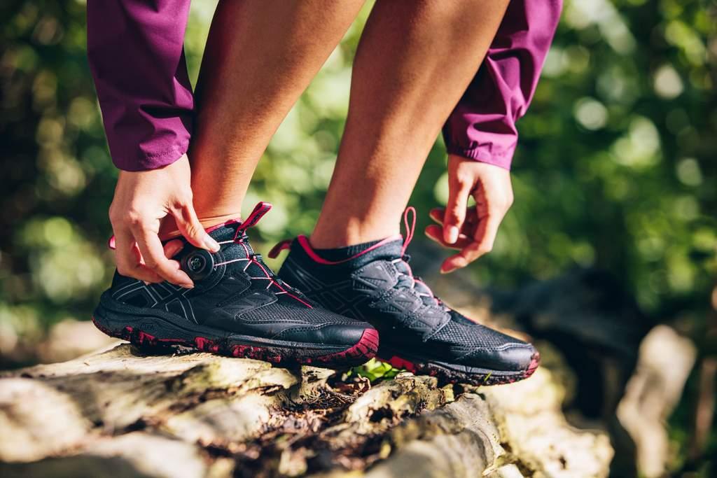 Zapatillas Trail Running Asics Gel-FujiRado para mujer