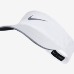 Visera Nike AeroBill Running ajustable color blanco edición 2017