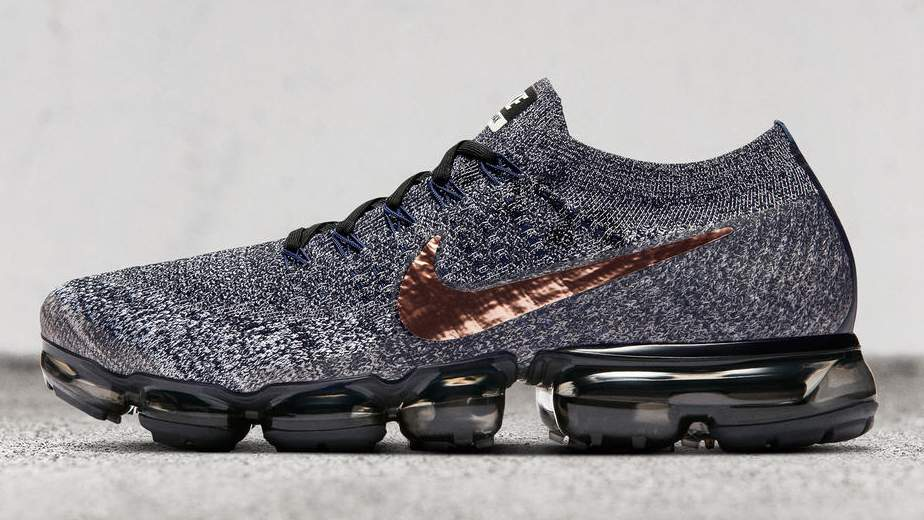 Nike Air VaporMax 2017 color Explorer Dark y Light | Running