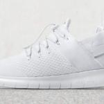 Zapatilla para correr Nike Free RN Commuter 2017 color blanca