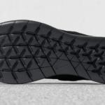 Zapatilla para correr Nike Free RN Commuter 2017 color negra - detalle de la suela